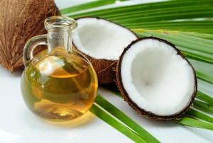 Coconut oil and basenjis